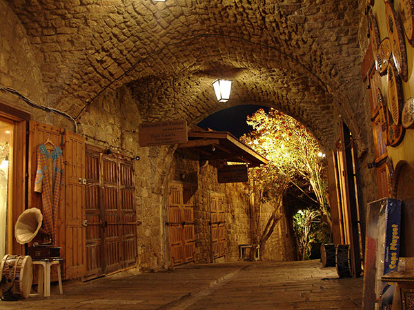Byblos Old Town, Lebanon
